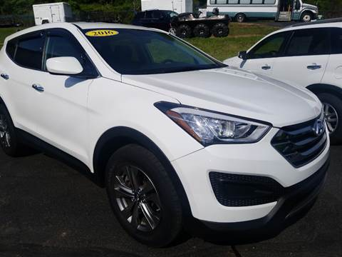 2016 Hyundai Santa Fe Sport for sale at W V Auto & Powersports Sales in Cross Lanes WV