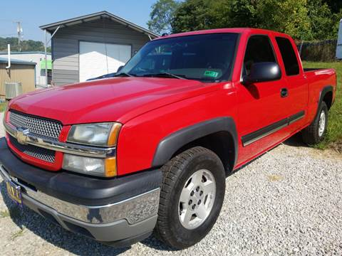 2005 Chevrolet Silverado 1500 for sale at W V Auto & Powersports Sales in Cross Lanes WV