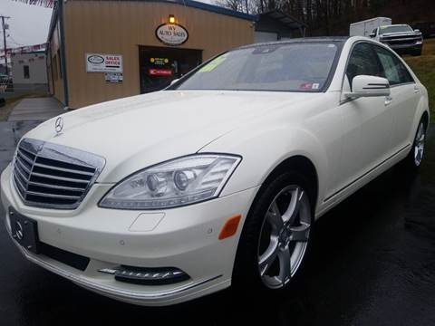2013 Mercedes-Benz S-Class for sale at W V Auto & Powersports Sales in Cross Lanes WV