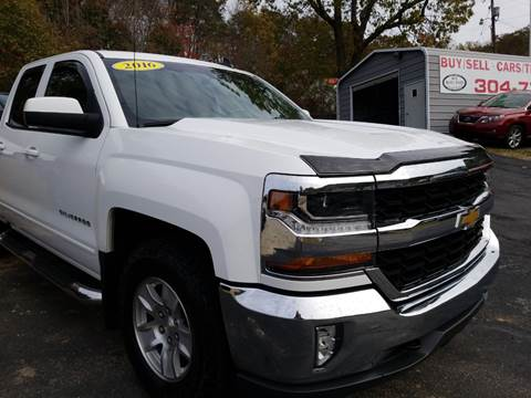 2016 Chevrolet Silverado 1500 for sale at W V Auto & Powersports Sales in Cross Lanes WV