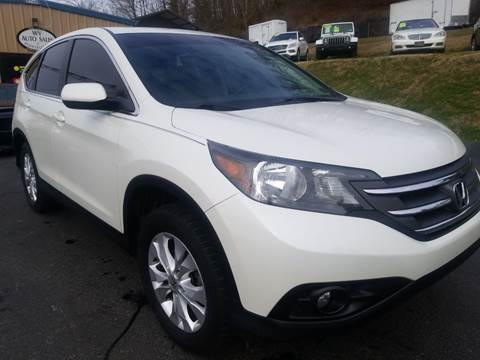 2014 Honda CR-V for sale at W V Auto & Powersports Sales in Cross Lanes WV