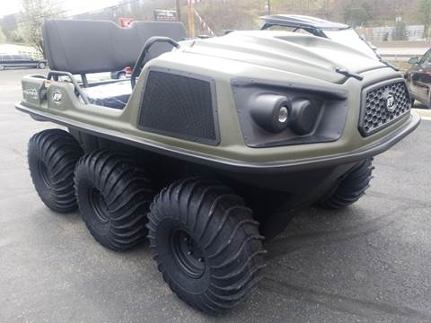 2020 ARGO 600 6x6 for sale at W V Auto & Powersports Sales in Cross Lanes WV