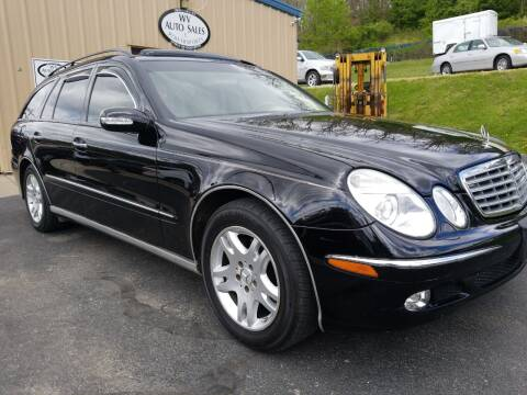 2005 Mercedes-Benz E-Class for sale at W V Auto & Powersports Sales in Cross Lanes WV