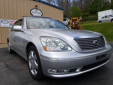 2005 Lexus LS 430 for sale at W V Auto & Powersports Sales in Cross Lanes WV