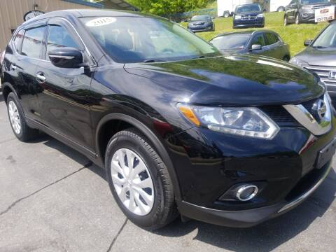 2015 Nissan Rogue for sale at W V Auto & Powersports Sales in Cross Lanes WV