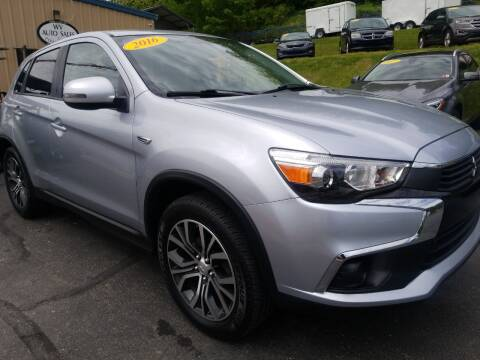 2016 Mitsubishi Outlander Sport for sale at W V Auto & Powersports Sales in Cross Lanes WV