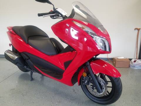 2014 Honda Forza for sale at W V Auto & Powersports Sales in Cross Lanes WV