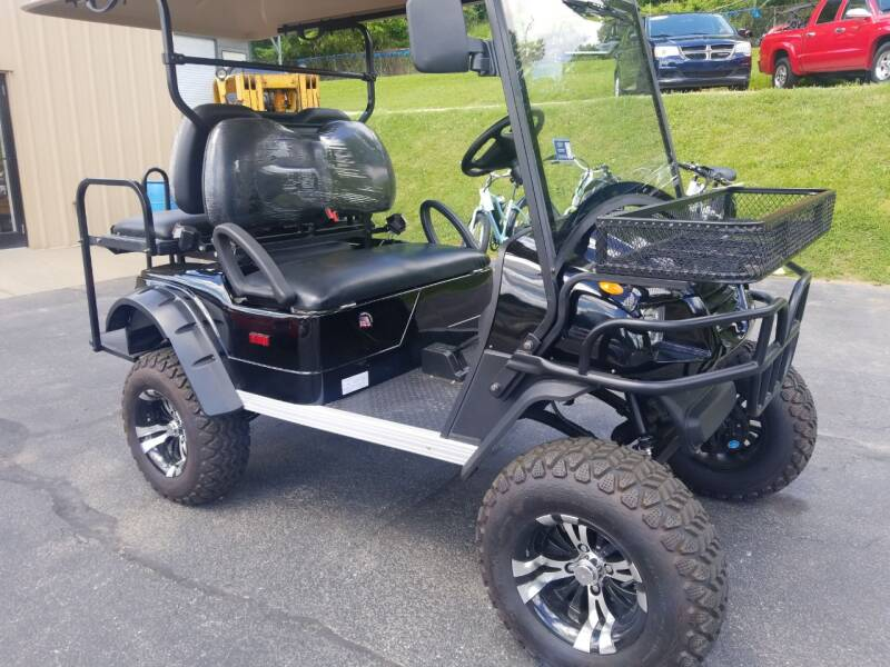 2019 Bintelli GOLF CART 4PR LIFTED for sale at W V Auto & Powersports Sales in Cross Lanes WV
