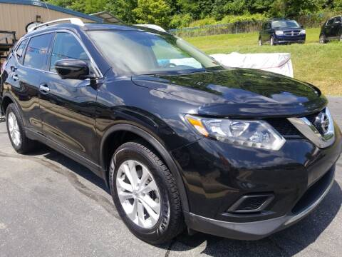 2016 Nissan Rogue for sale at W V Auto & Powersports Sales in Cross Lanes WV