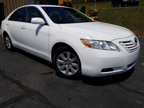 2007 Toyota Camry for sale at W V Auto & Powersports Sales in Cross Lanes WV