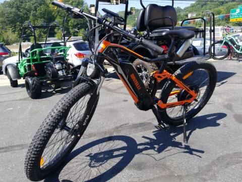 2020 Bintelli Quest EBike for sale at W V Auto & Powersports Sales in Cross Lanes WV