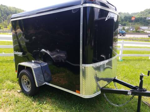 2020 Homesteader Challenger 5x8 for sale at W V Auto & Powersports Sales in Cross Lanes WV