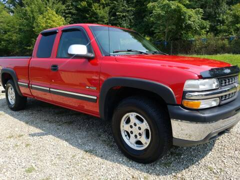 2000 Chevrolet Silverado 1500 for sale at W V Auto & Powersports Sales in Cross Lanes WV