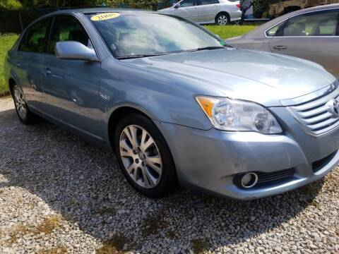 2008 Toyota Avalon for sale at W V Auto & Powersports Sales in Cross Lanes WV