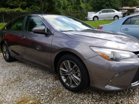 2017 Toyota Camry for sale at W V Auto & Powersports Sales in Cross Lanes WV