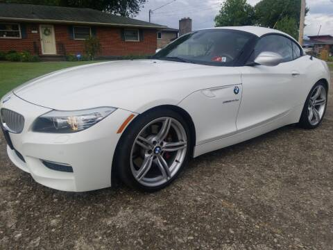 2013 BMW Z4 for sale at W V Auto & Powersports Sales in Cross Lanes WV