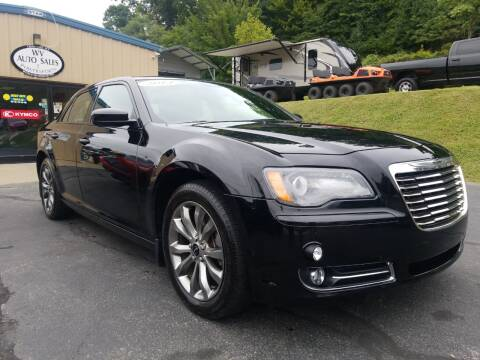 2014 Chrysler 300 for sale at W V Auto & Powersports Sales in Cross Lanes WV
