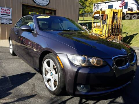 2008 BMW 3 Series for sale at W V Auto & Powersports Sales in Cross Lanes WV
