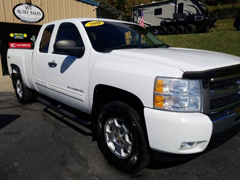 2011 Chevrolet Silverado 1500 for sale at W V Auto & Powersports Sales in Cross Lanes WV