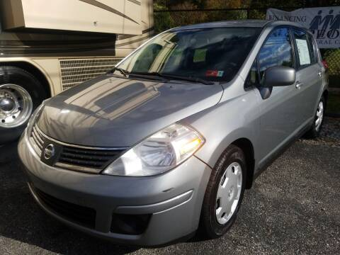 2007 Nissan Versa for sale at W V Auto & Powersports Sales in Cross Lanes WV