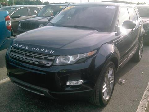 2014 Land Rover Range Rover Evoque for sale in Orlando, FL