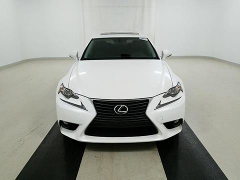 2016 Lexus IS 200t for sale in Orlando, FL