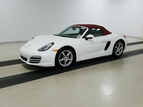 2013 Porsche Boxster for sale in Orlando, FL