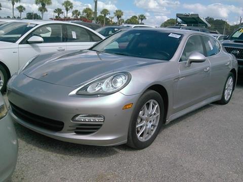 2012 Porsche Panamera for sale in Orlando, FL