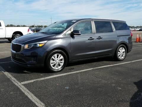 Minivans For Sale >> 2016 Kia Sedona For Sale In Orlando Fl