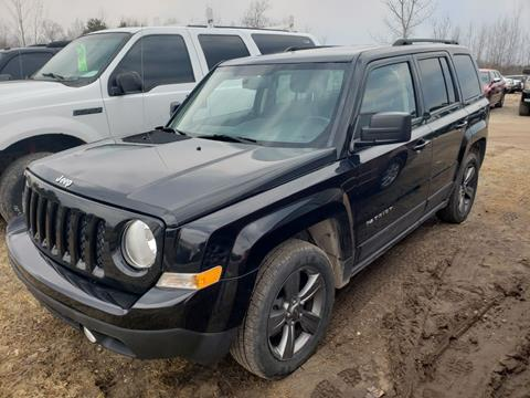 2014 Jeep Patriot for sale in Gladwin, MI