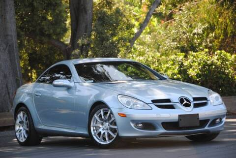 2007 Mercedes-Benz SLK SLK 350 for sale at VSTAR in Walnut Creek CA