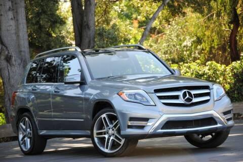 2014 Mercedes-Benz GLK GLK 350 4MATIC for sale at VSTAR in Walnut Creek CA