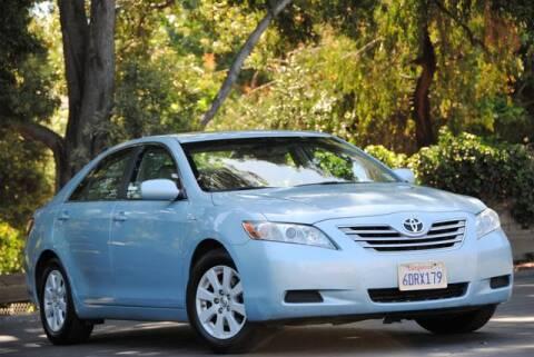 2009 Toyota Camry Hybrid for sale at VSTAR in Walnut Creek CA