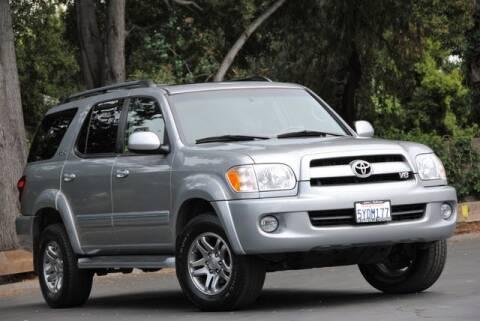2007 Toyota Sequoia SR5 for sale at VSTAR in Walnut Creek CA