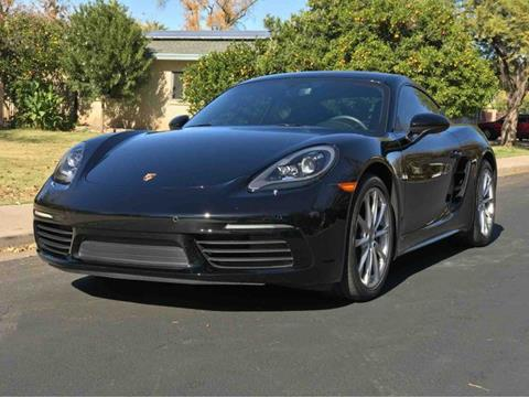 2017 Porsche 718 Cayman for sale in Mesa, AZ