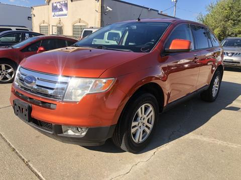 2007 Ford Edge for sale at T & G / Auto4wholesale in Parma OH