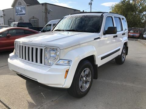 2008 Jeep Liberty for sale in Parma, OH