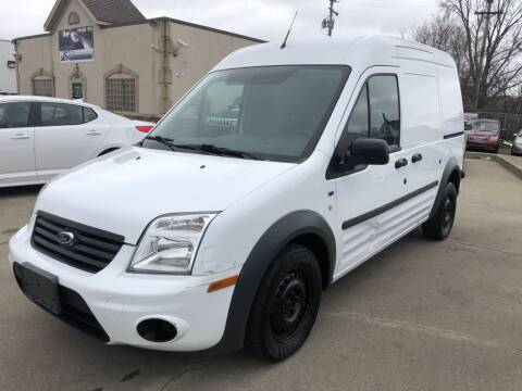 2010 Ford Transit Connect Cargo Van XLT for sale at AAA Auto Wholesale in Parma OH