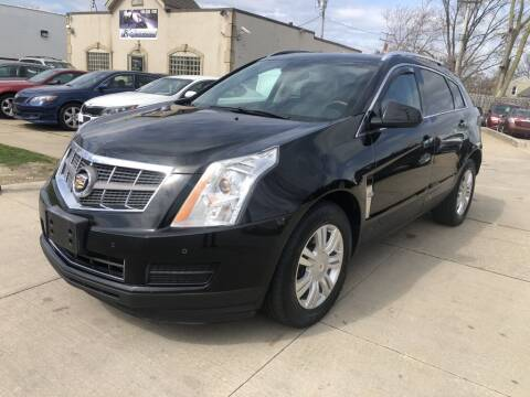 2010 Cadillac SRX Luxury Collection for sale at AAA Auto Wholesale in Parma OH