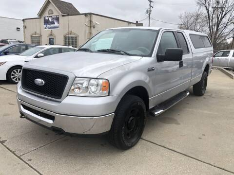 2006 Ford F-150 for sale at AAA Auto Wholesale in Parma OH