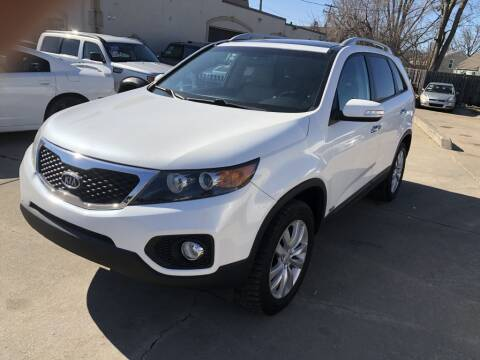 2011 Kia Sorento EX for sale at AAA Auto Wholesale in Parma OH