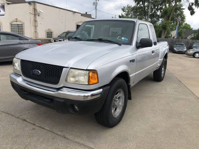 2003 Ford Ranger for sale at AAA Auto Wholesale in Parma OH
