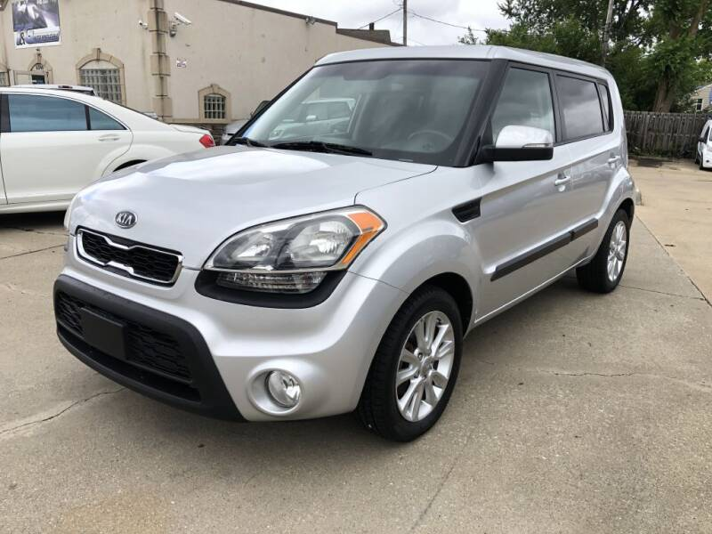 2012 Kia Soul for sale at AAA Auto Wholesale in Parma OH