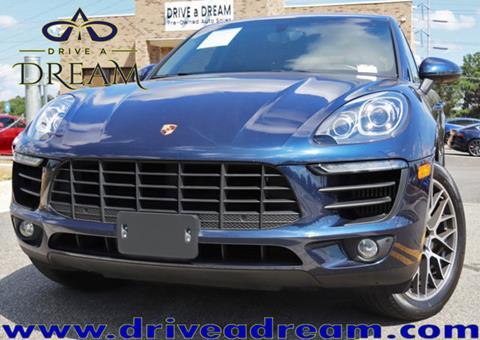 2015 Porsche Macan for sale in Marietta, GA