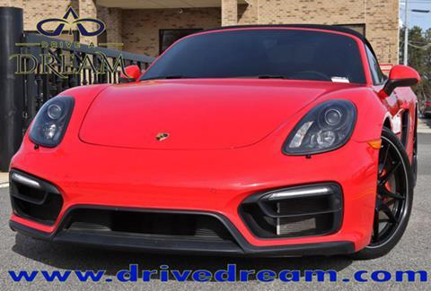 2015 Porsche Boxster for sale in Marietta, GA