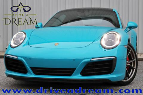 2017 Porsche 911 for sale in Marietta, GA