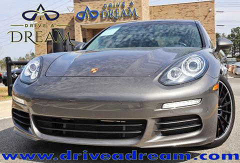 2016 Porsche Panamera for sale in Marietta, GA