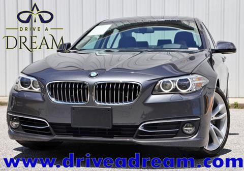 2016 BMW 5 Series for sale in Marietta, GA