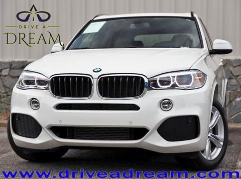 2018 BMW X5 for sale in Marietta, GA