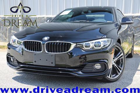 2018 BMW 4 Series for sale in Marietta, GA